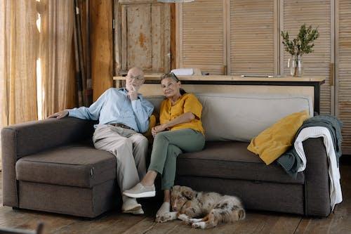 Darmowe zdjęcie z galerii z dom, dziadkowie, kobieta