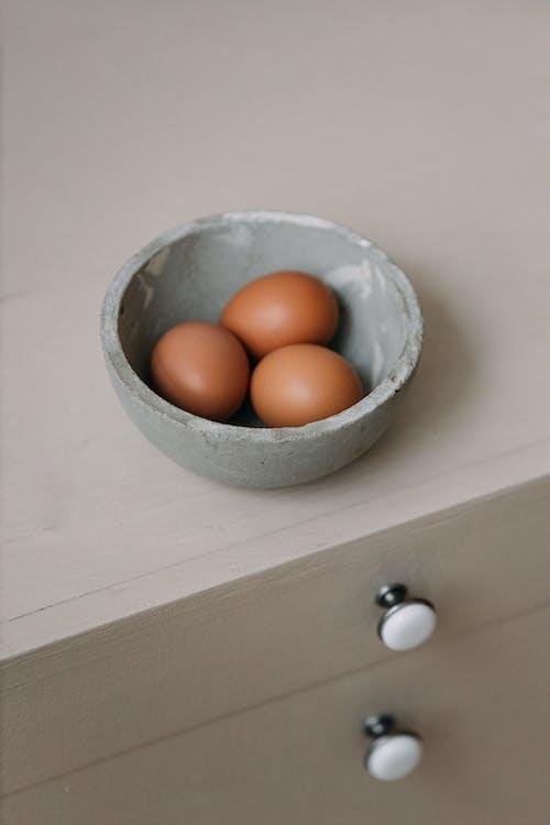 Ingyenes stockfotó függőleges, tál, tojások témában