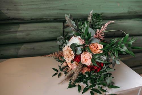 Foto stok gratis buket, bunga, cinta