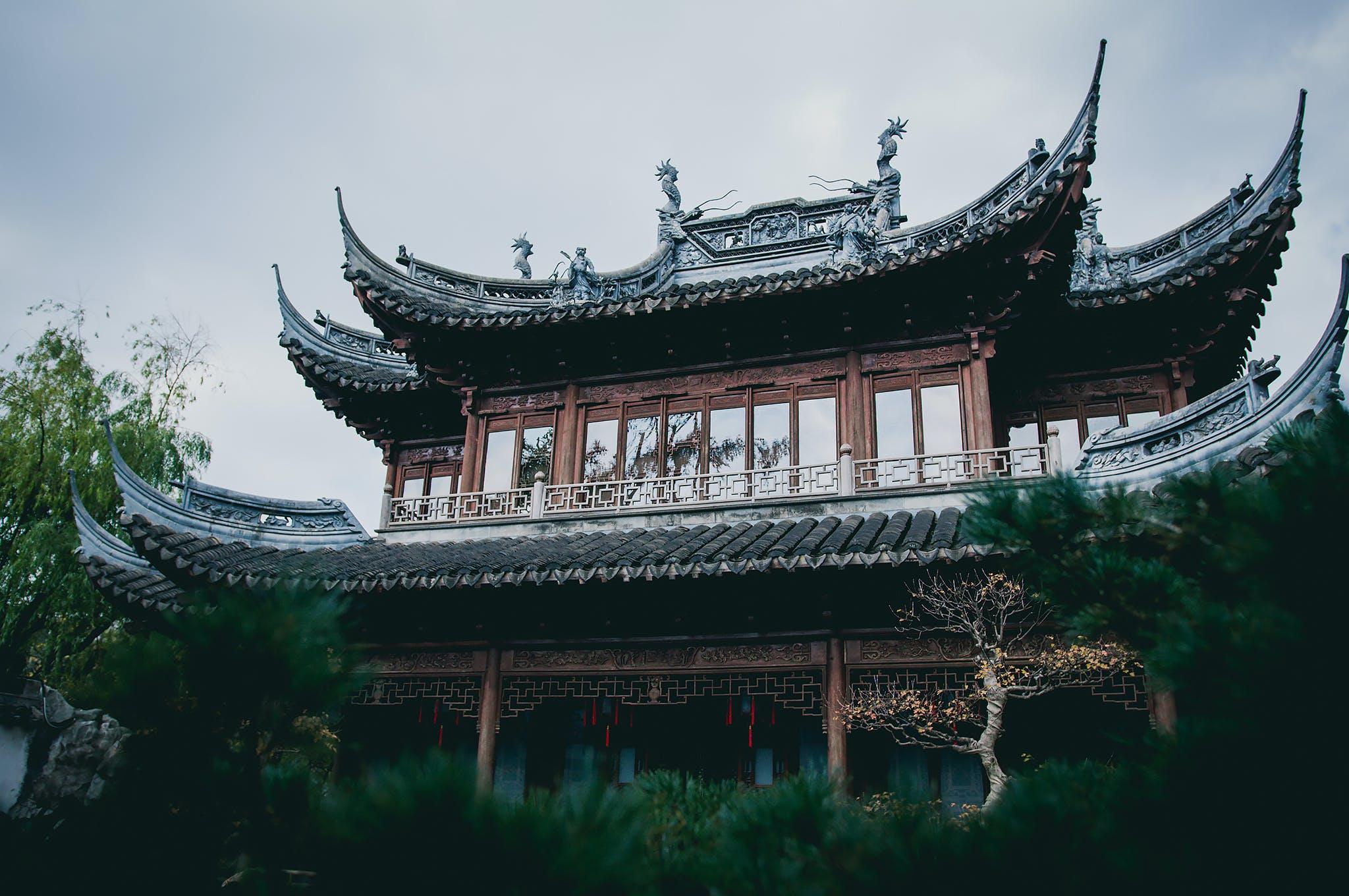 Foto d'estoc gratuïta de antic, arquitectura, cultura, drac