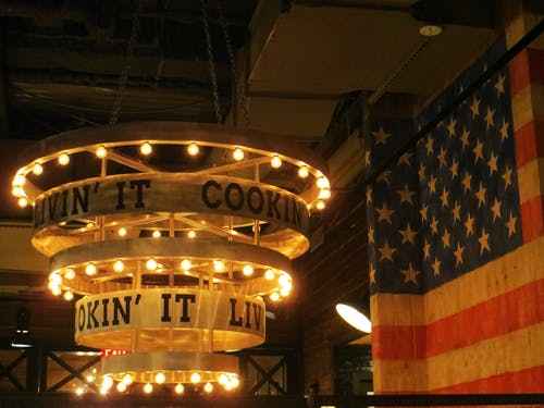 Fotos de stock gratuitas de America, bandera estadounidense, candelabro, celebración