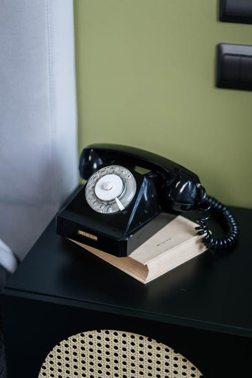 Foto profissional grátis de antigo, botão, comunicação