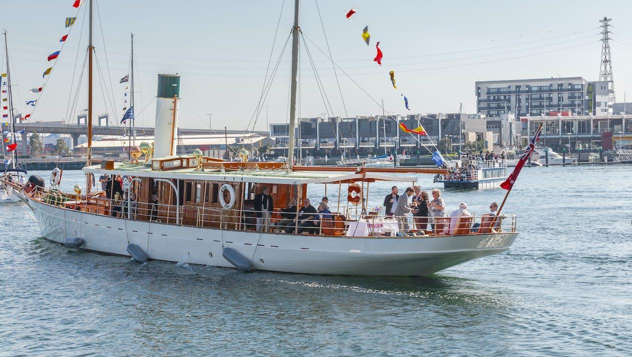 Free stock photo of cruise ship