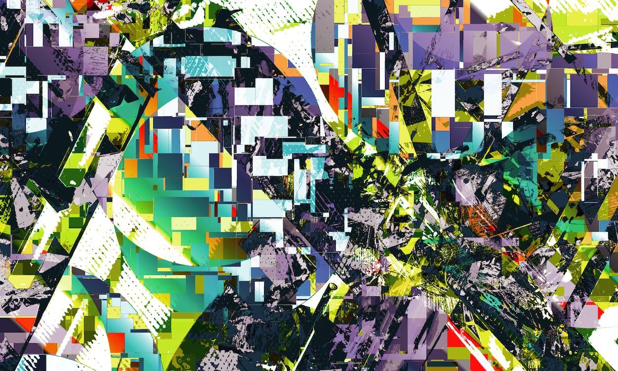Kostenloses Stock Foto zu abbildung, abstrakt, abstrakte kunst