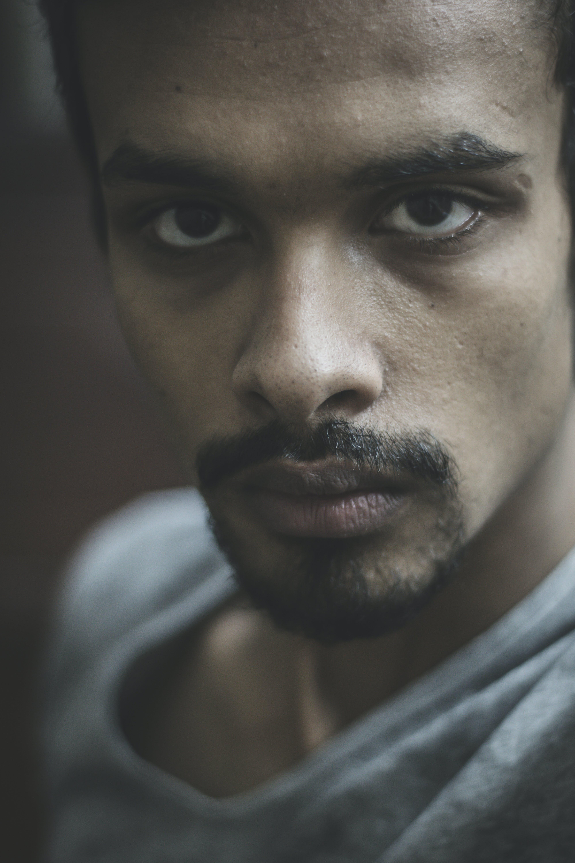 Free stock photo of man, vintage, portrait, focus
