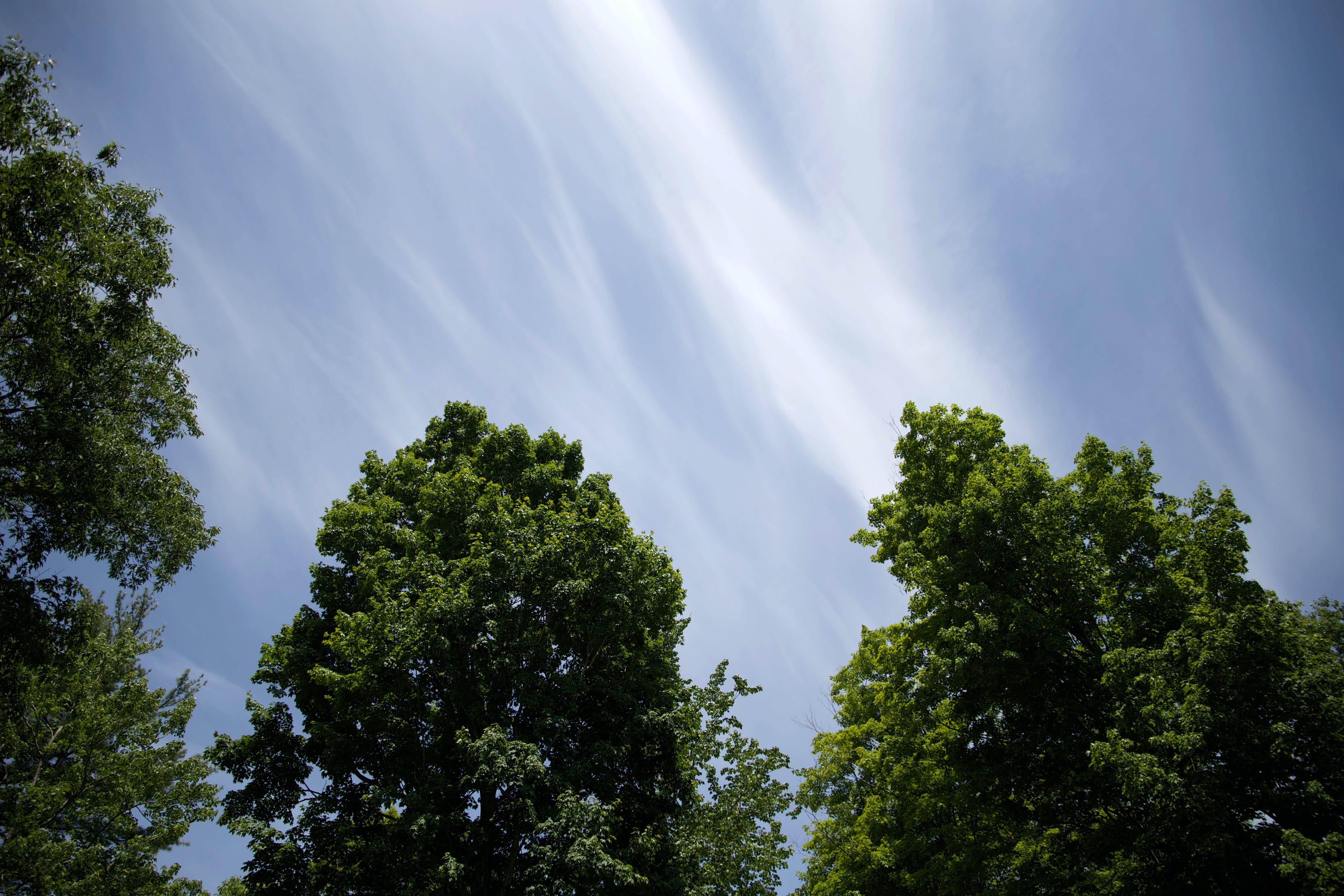 clouds, nature, sky