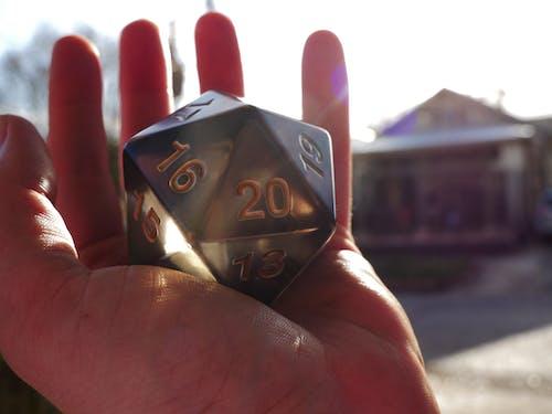 d&d, 地下城和龙, 大骰子 的 免费素材图片