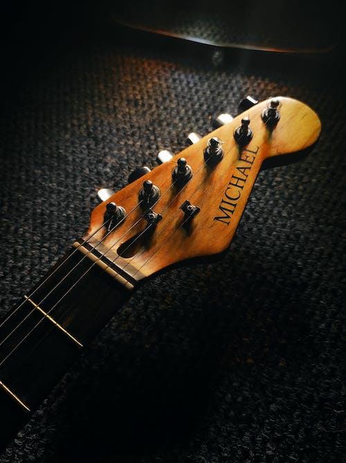 Fotobanka sbezplatnými fotkami na tému akustický, elektrická gitara, gitara