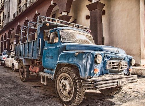 Бесплатное стоковое фото с грузовик, грузовой автомобиль, куба, ретро