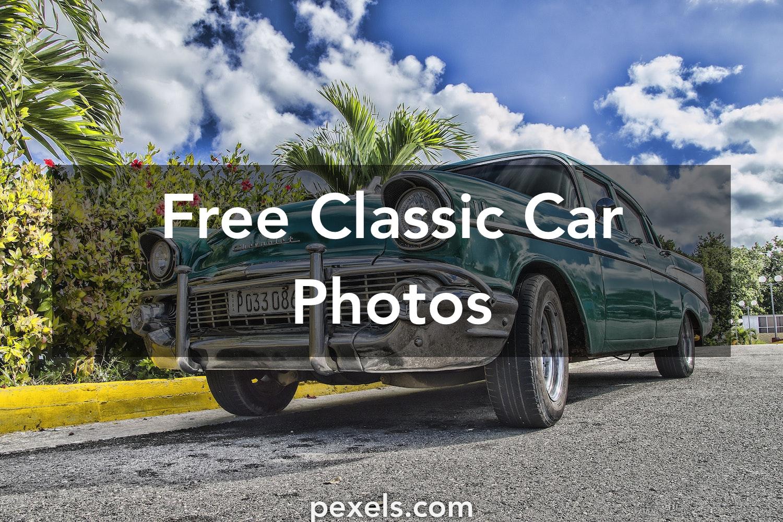 1000+ Amazing Classic Car Photos · Pexels · Free Stock Photos