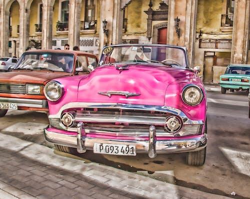 Бесплатное стоковое фото с chevrolet, автомобиль, классический, классический автомобиль