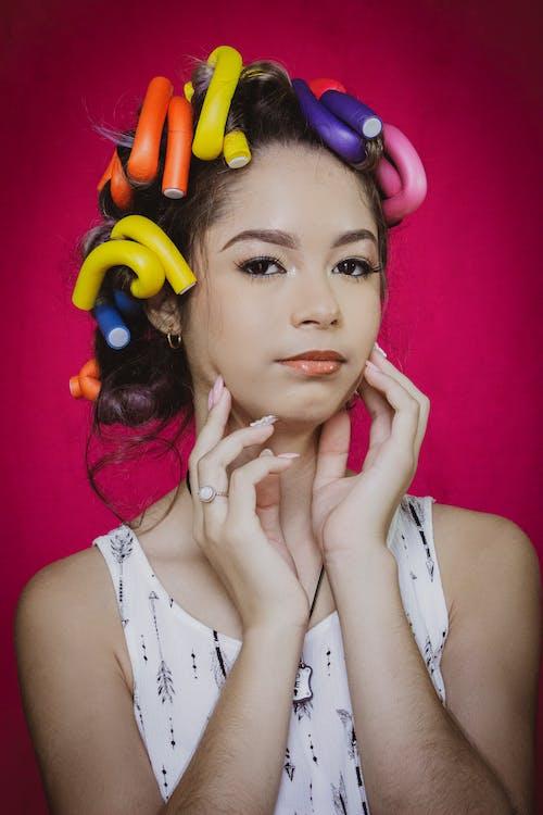 Free stock photo of beautiful, beautiful girl, brunette