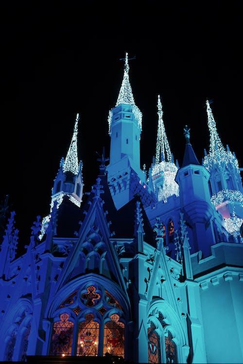 Gratis lagerfoto af cinderella slot, disney verden, florida, magiske