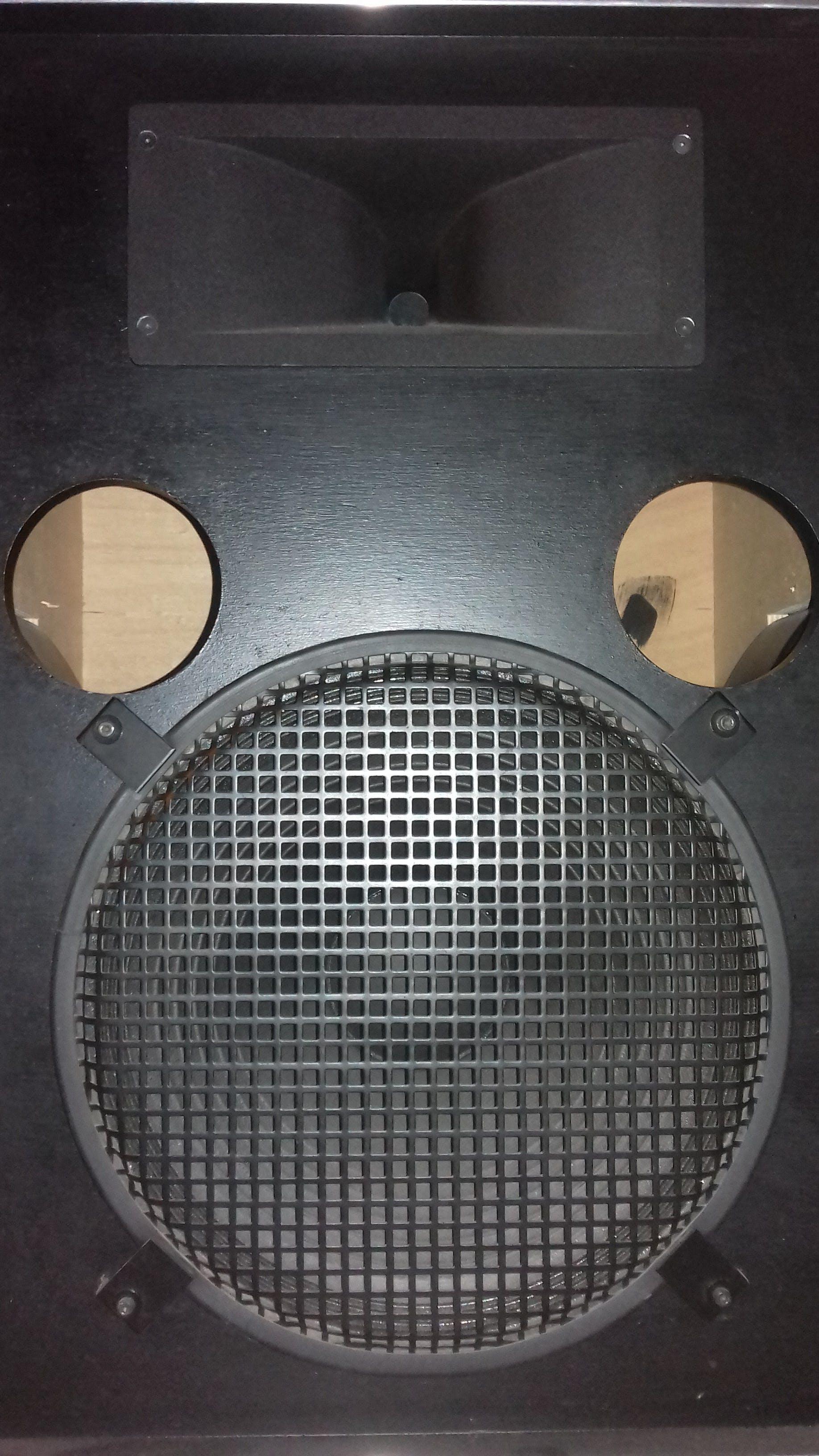 Free stock photo of loudspeaker