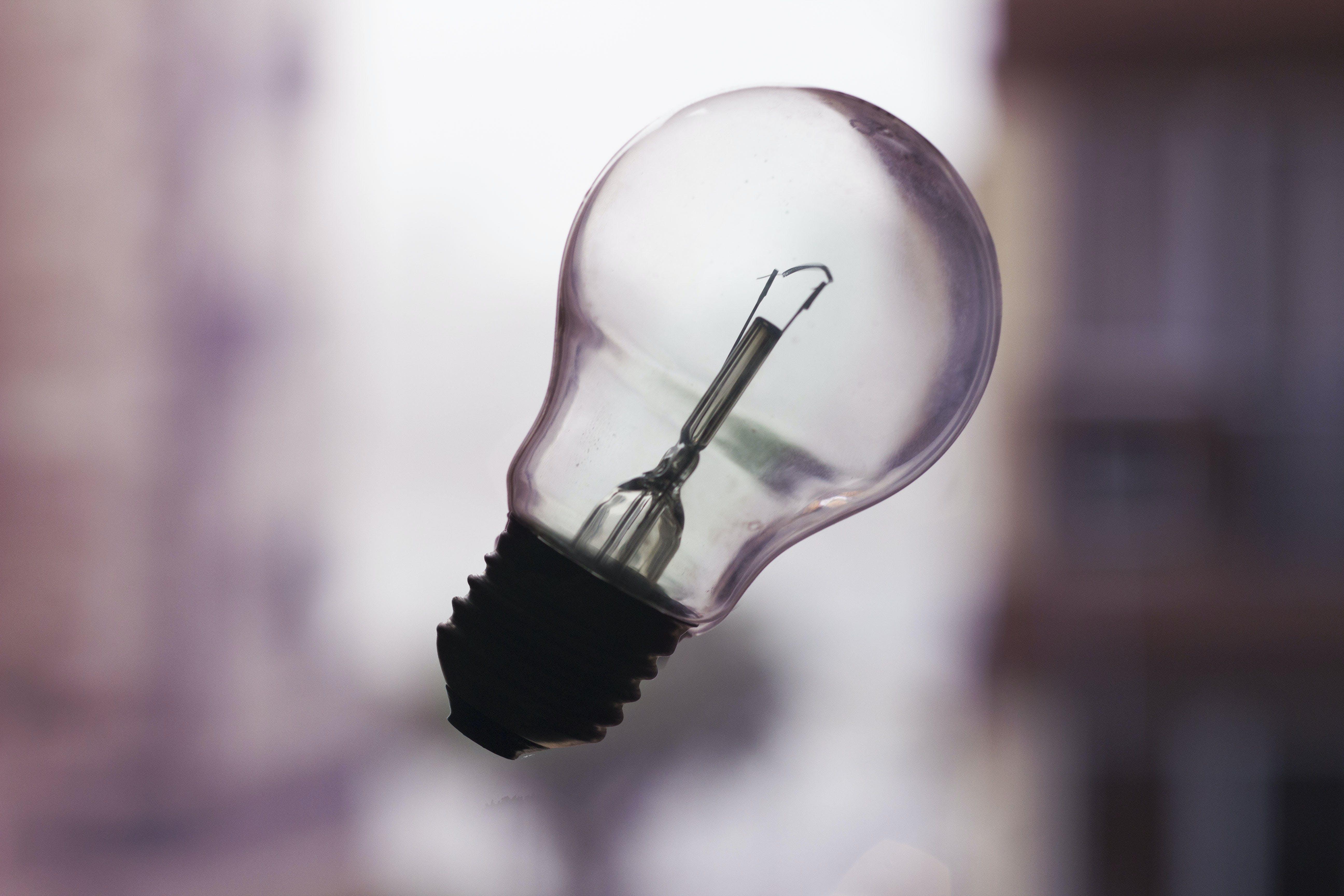 Free stock photo of light, blur, lamp, idea