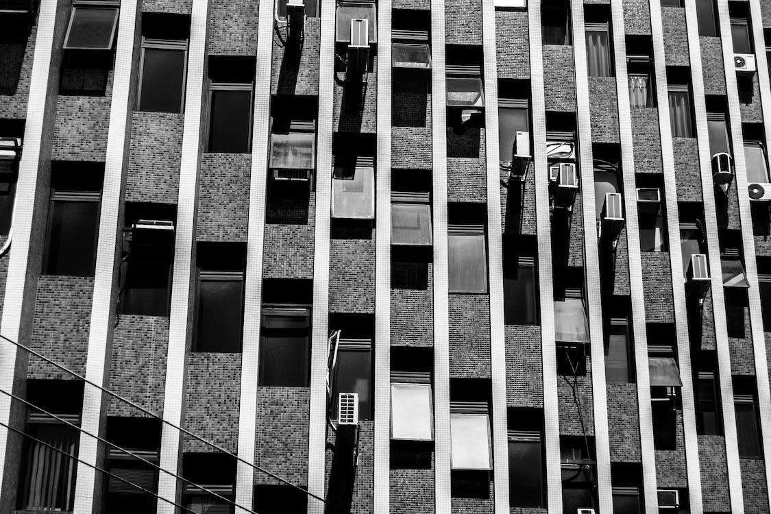 apartmány, architektonický návrh, architektura