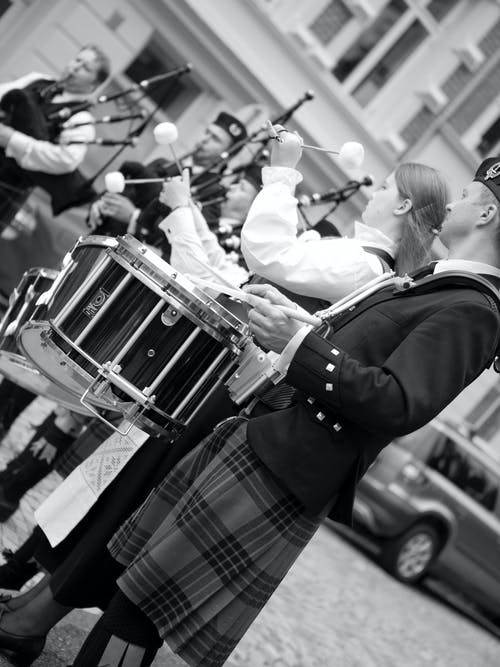 Free stock photo of bagpipes