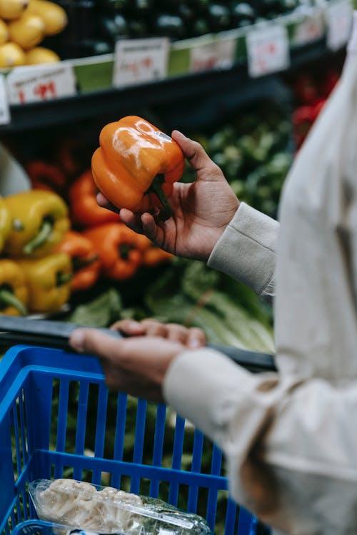Foto profissional grátis de abundância, adquirir, alimento