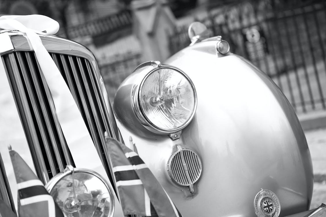 mașină de epocă, mașină vintage