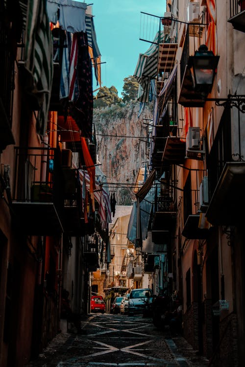 Free stock photo of alley, architecture, avenue