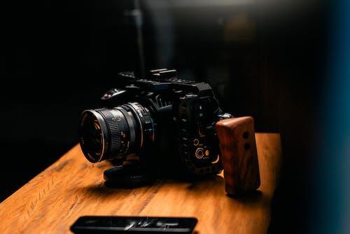 Free stock photo of blackmagic, camera, camera equipment