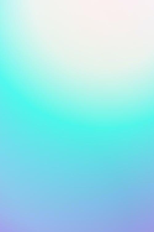 Bright blue lights on gradient background