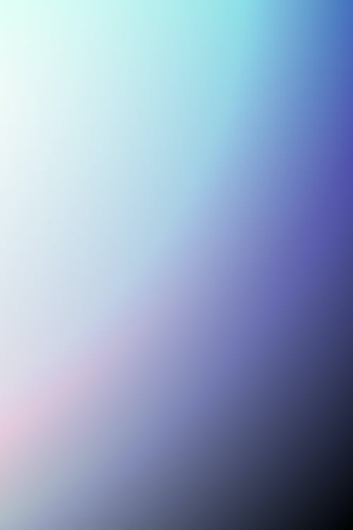 Colorful vibrant abstract background with blue and purple with white and black lights