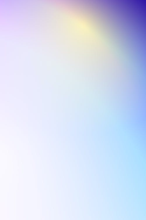 Colorful bright abstract background with blue and white with violet and yellow lights