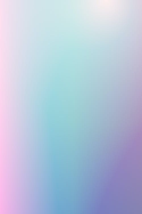 Gradient background with bright multicolored lights