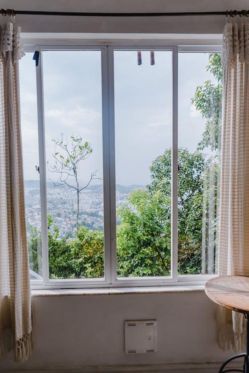 Kostnadsfri bild av fönster, foto, hem