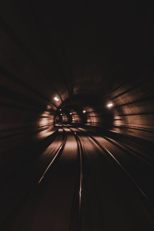 ferrovia, trem, 地鐵 的 免费素材图片