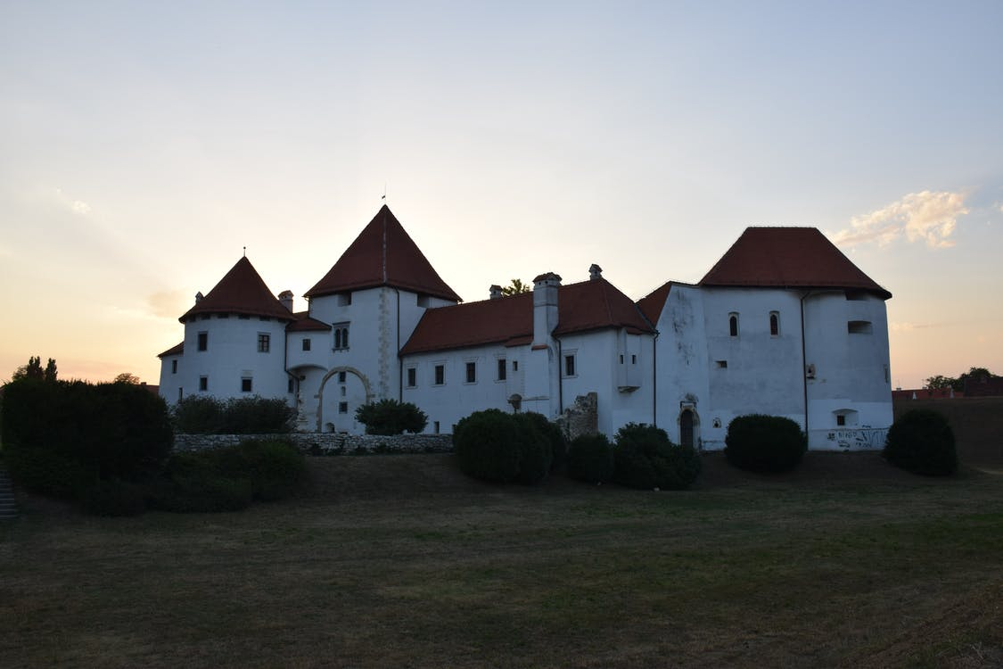 Free stock photo of Old town - Varazdin