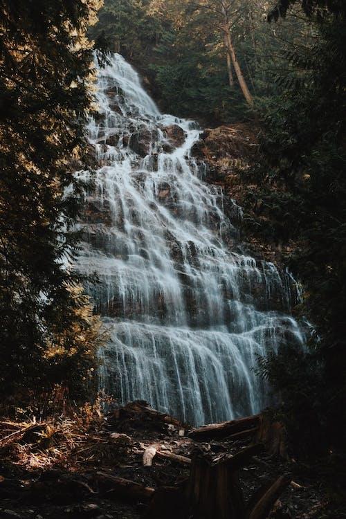 A Rampaging Waterfall