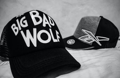 Foto stok gratis topi hitam