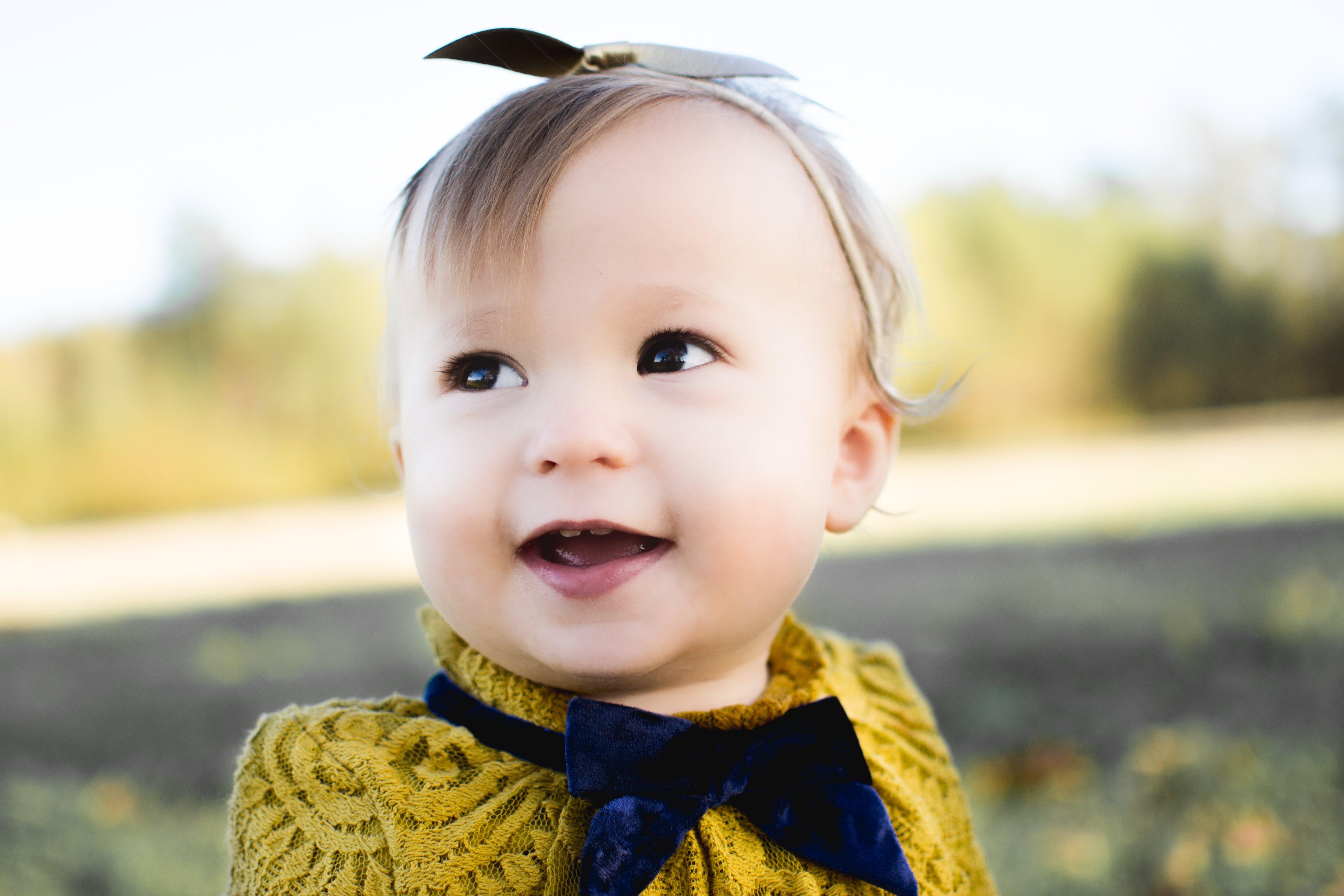 Free stock photo of fashion, yellow, cute, model