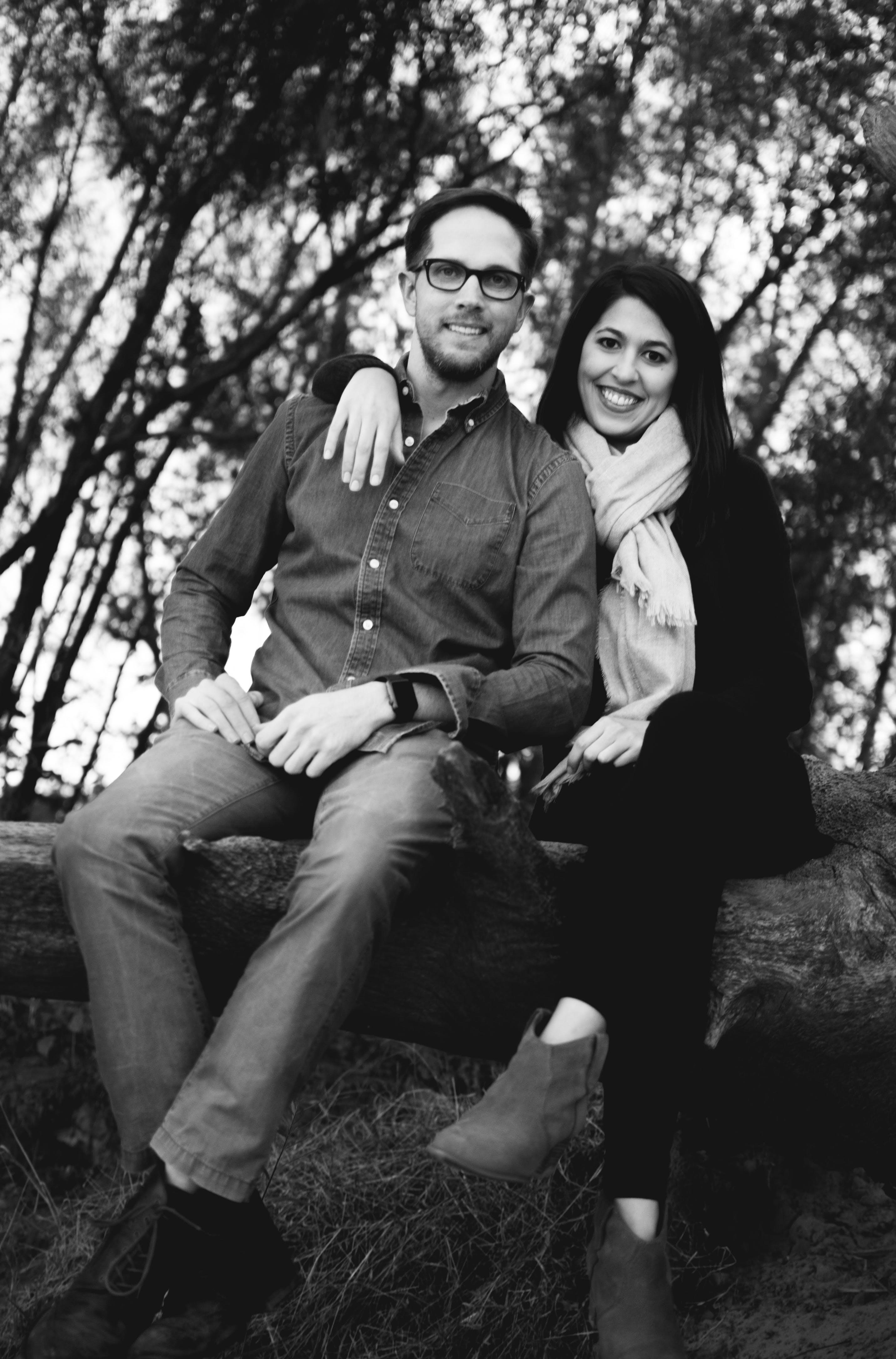 Free stock photo of fashion, couple, love, trees