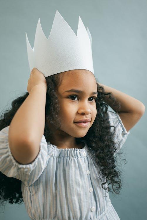 兒童, 公主, 創作的 的 免費圖庫相片