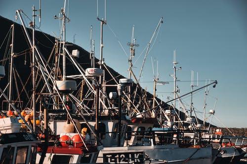 Free stock photo of boat, europe, fisherman