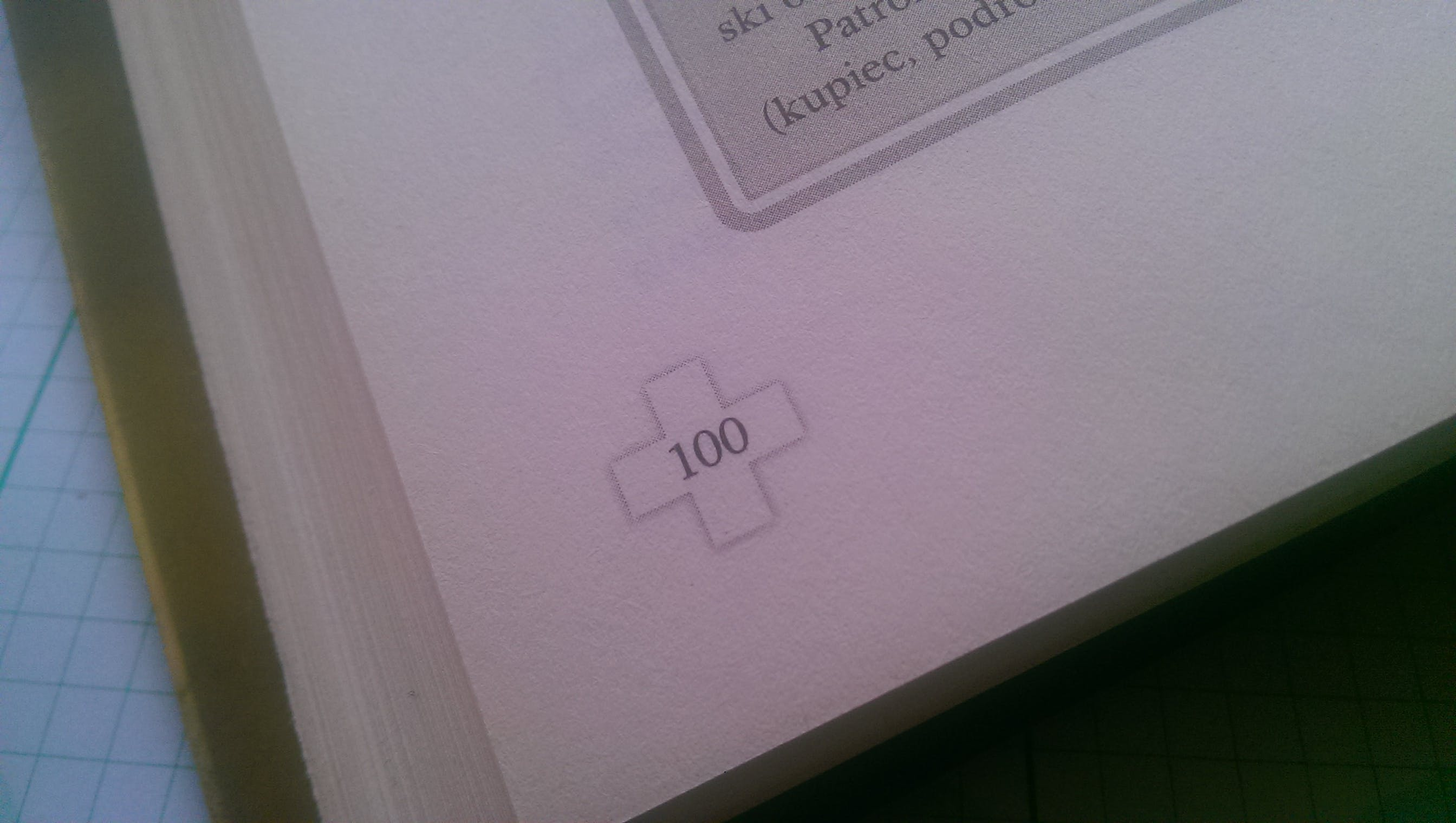 Free stock photo of 100, book, number