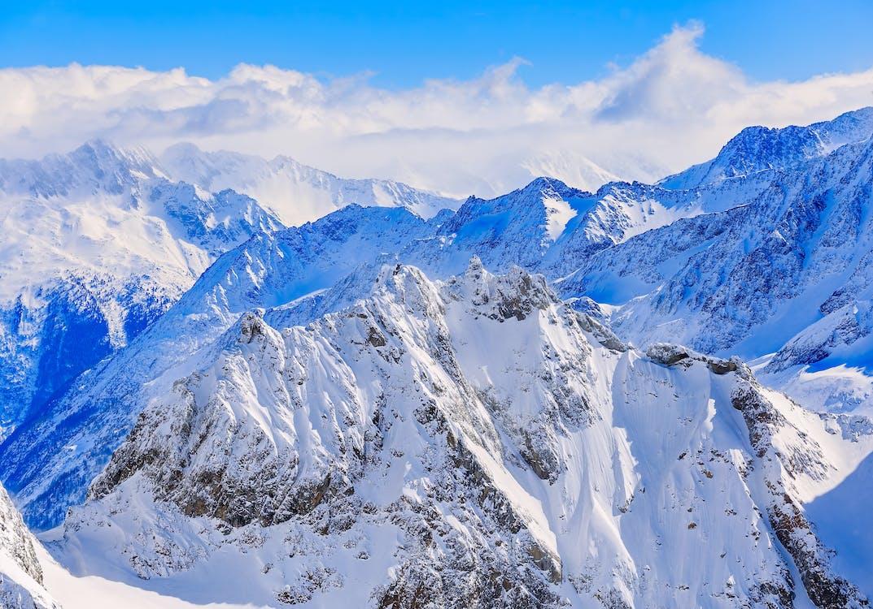 Alpes, alpinismo, alpino