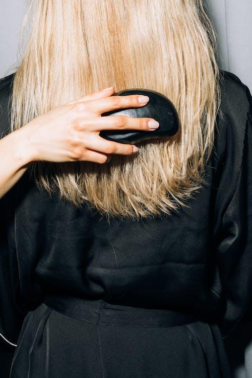 anonim, arkadan görünüm, el içeren Ücretsiz stok fotoğraf