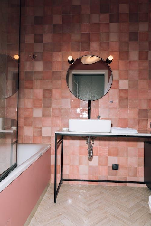 Gratis lagerfoto af badekar, badeværelse, boligindretning