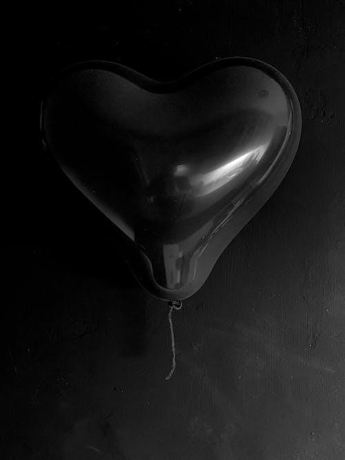 Foto profissional grátis de balão, bexiga, coração em forma