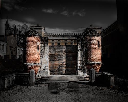 Free stock photo of abandoned, broken, castle