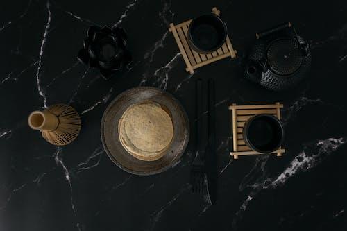 Kostenloses Stock Foto zu appetitlich, aufsicht, bambus