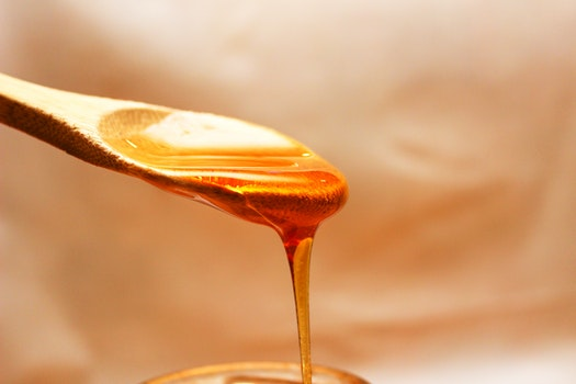Close-up Photography of Honey