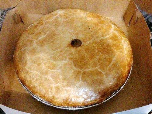 Free stock photo of apple pie
