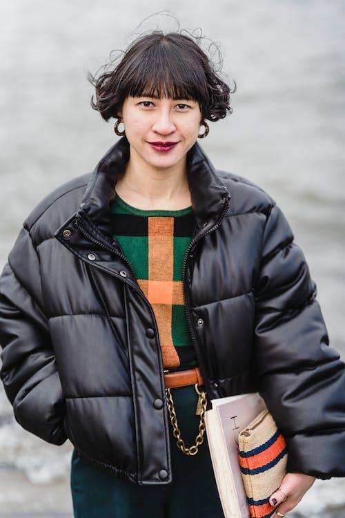 가방, 가을, 갈색 머리의 무료 스톡 사진