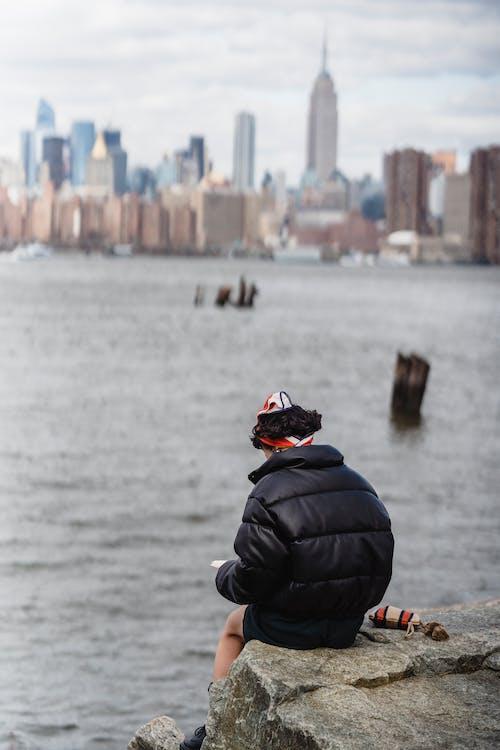 Gratis lagerfoto af alene, by, byggeri