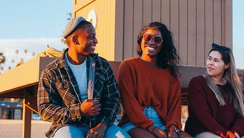 アイウェア, アフリカ系アメリカ人, アフリカ系アメリカ人女性の無料の写真素材